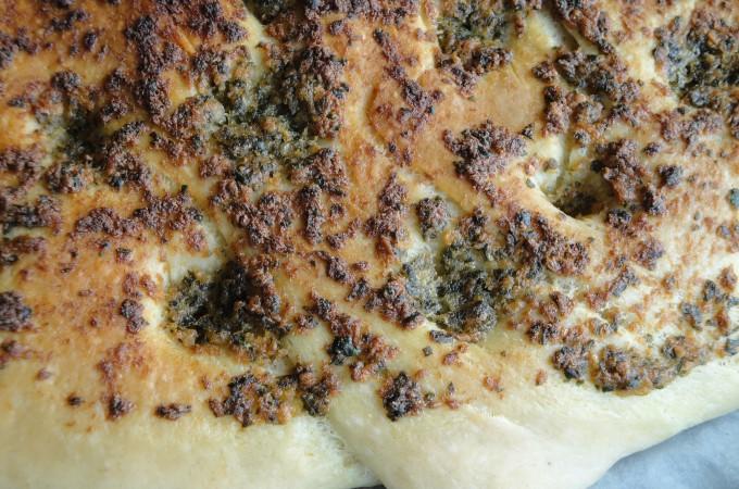 Knoflookbrood à la Nigella Lawson