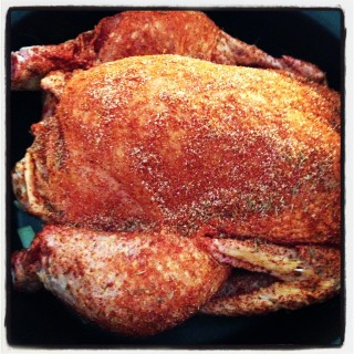 Hele kip uit de Slowcooker