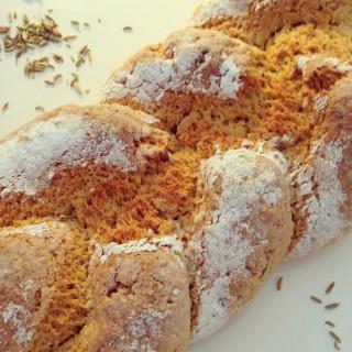 Biscotto della Madonna - Italiaans gevlochten Mariakoek