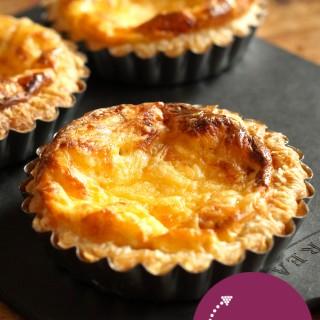 Foodblogswap - Mini Quiche Lorraine
