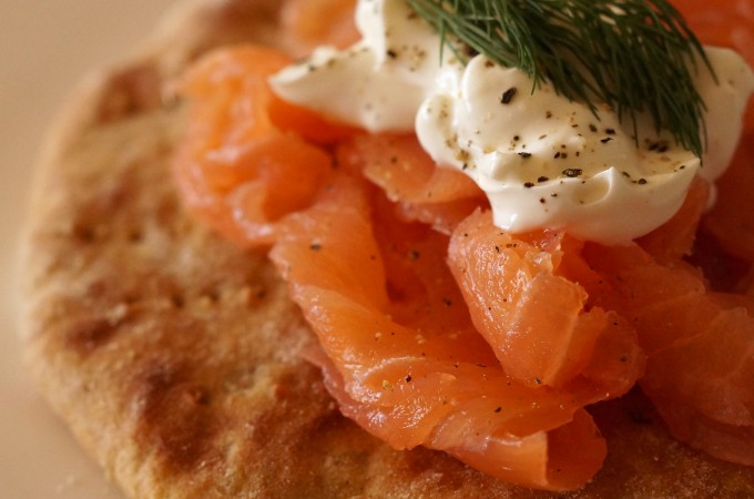 Rieska - Fin's Plat Brood met Aardappel
