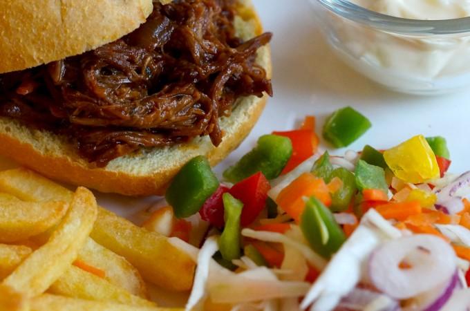 Recept voor Pulled Pork uit de Slowcooker
