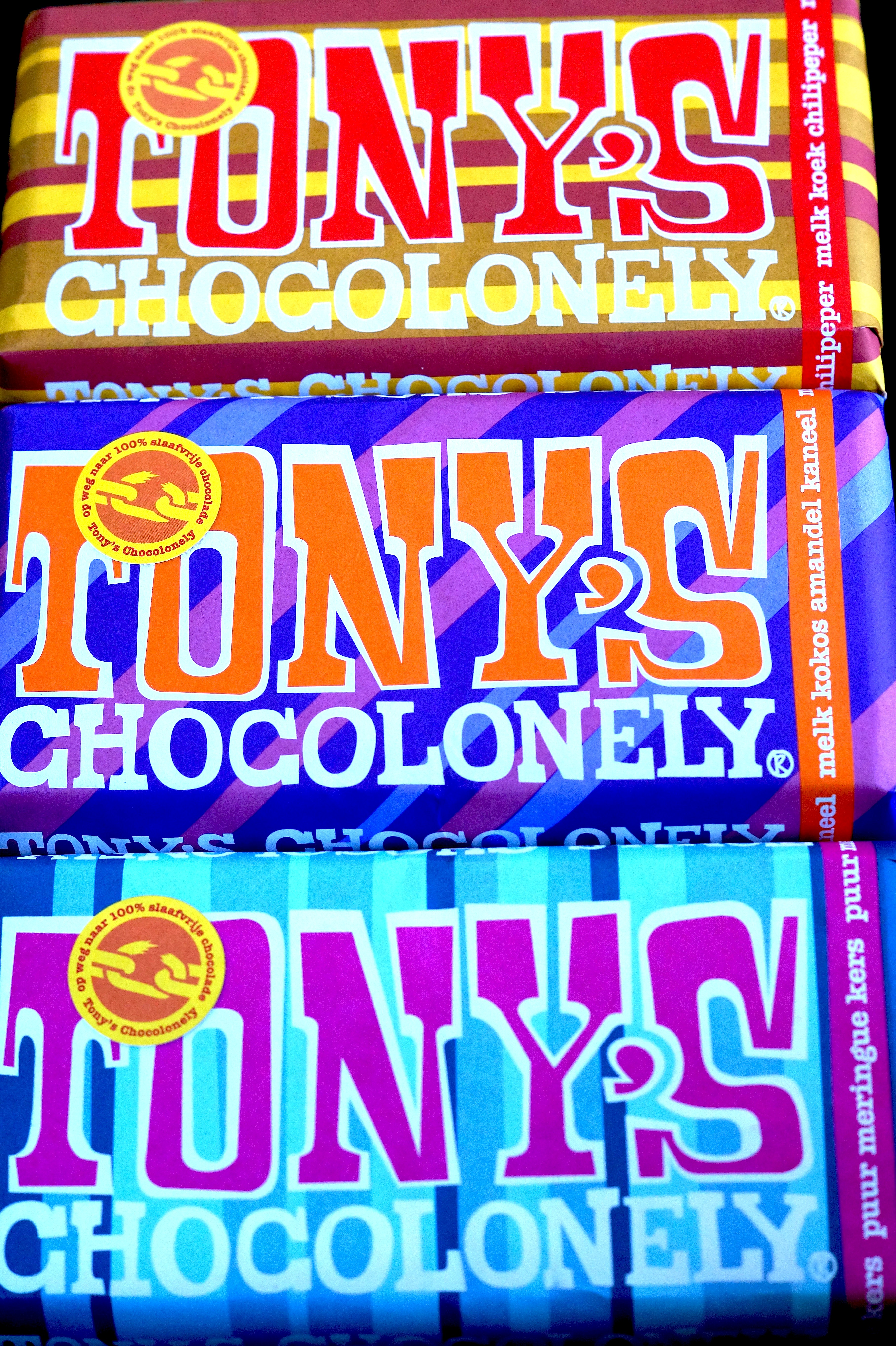 tonys chocolonely limited edition i am cooking with love