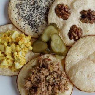 Rookkaas Crackers Maken