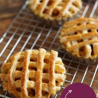 Foodblogswap – Mini Appeltaartjes