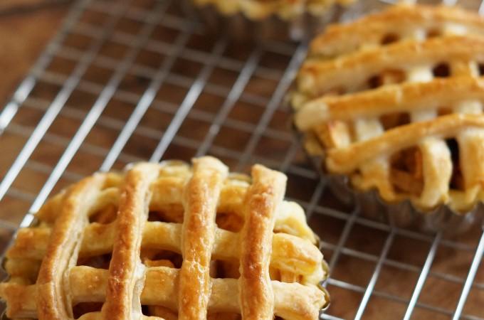 Foodblogswap - Mini Appeltaartjes