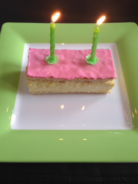 2e Blogverjaardag
