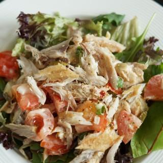 Foodblogswap –  Pittige Makreelsalade