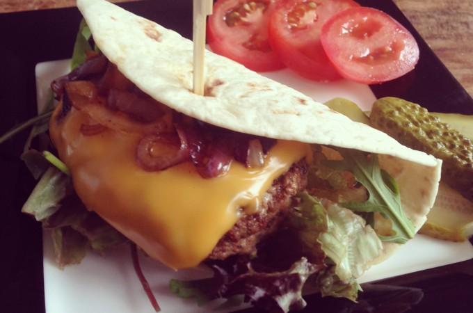 Chipotle Hamburger