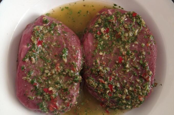 Foodblogswap - Chimichurri Zelf Maken