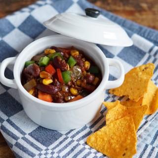 Chili con Carne uit de Snelkookpan