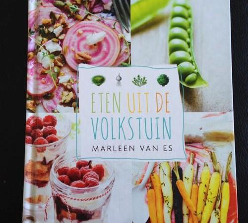 Recensie Kookboek: Eten uit de Volkstuin