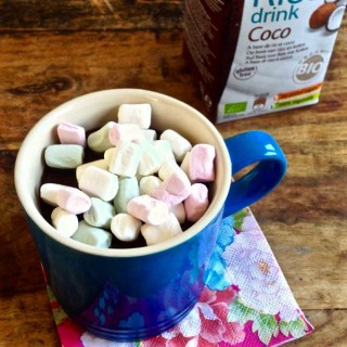 Warme Coco Chocolademelk