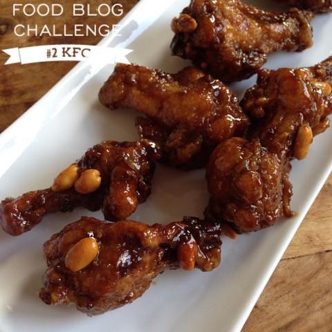 KFC - Korean Fried Chicken