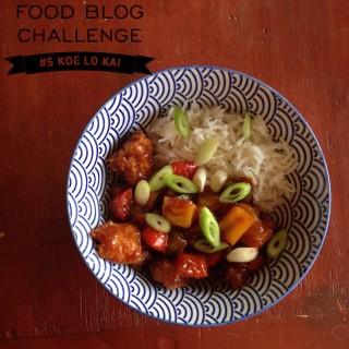 Koe Lo Kai - Zoet Zure Kip