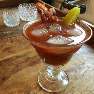 Bloody Mary Barbecoa Style