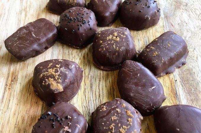 Chocolade Drop Toffee Zelf Maken