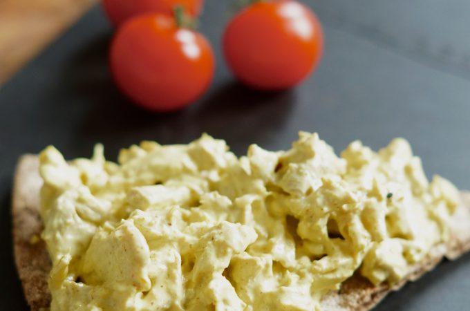 Kip-Kerrie Salade Zelf Maken