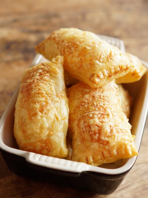 Gruyère Kaasbroodjes