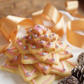 Koekjes Kerstboom Zelf Maken