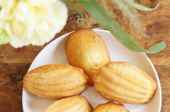 Honing-Madeleines