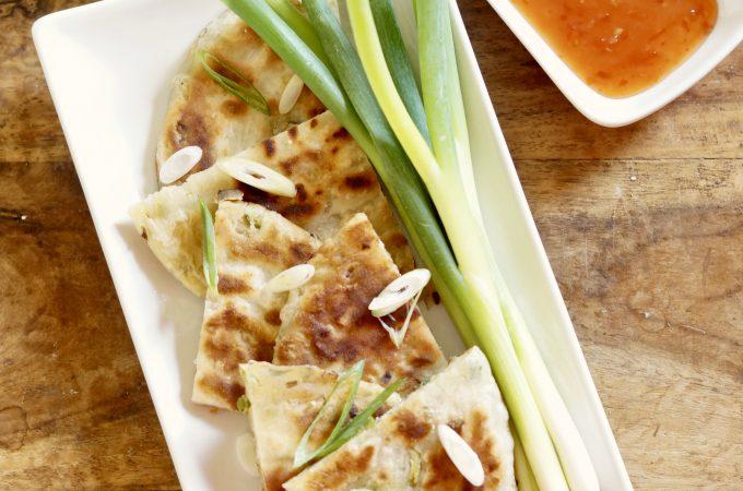 Chinese Lente-ui Pannenkoekjes
